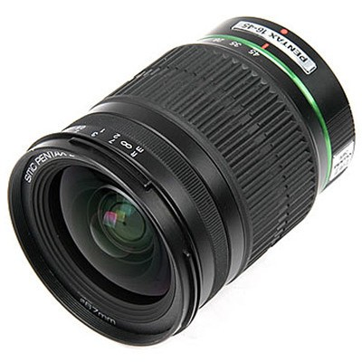 Объектив Pentax SMC DA 16-45mm f/4.0 ED/AL