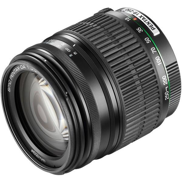Объектив Pentax SMC DA 18-250mm f/3.5-6.3ED AL [IF]