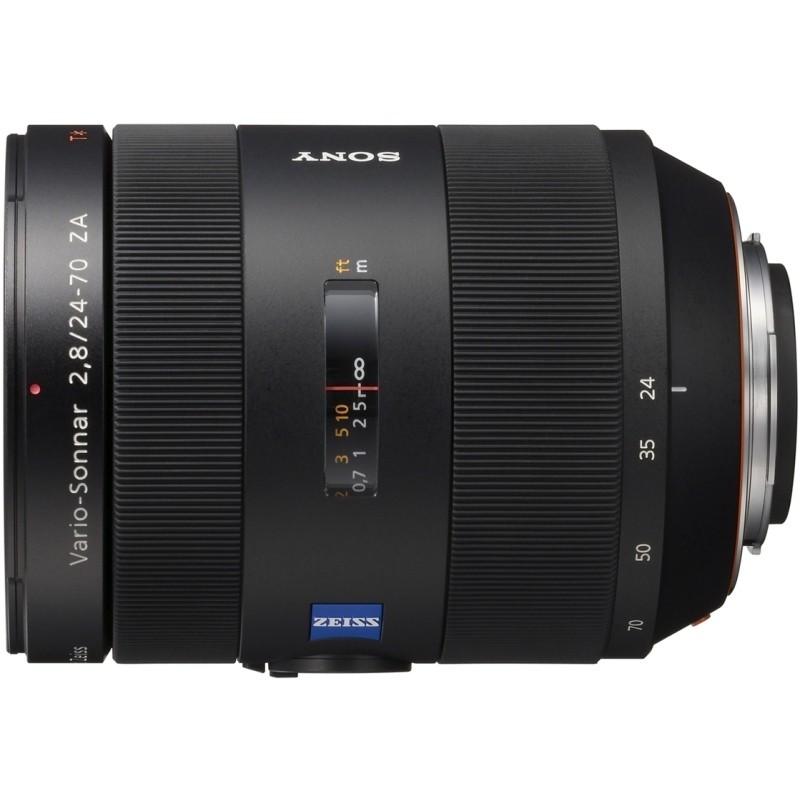 Объектив Sony SAL-2470Z 24-70mm F2.8