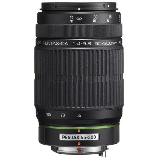 Объектив Pentax SMC DA 55-300mm f/4-5.8 ED