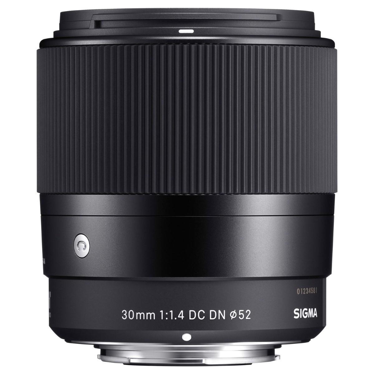 Объектив Sigma 30mm F1.4 DC DN C