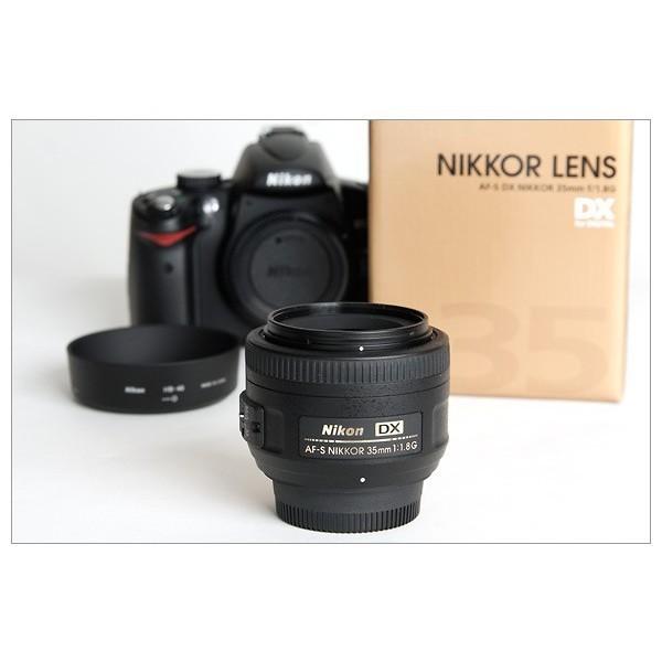 Объектив Nikon 35mm f/1.8G AF-S DX Nikkor