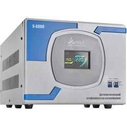 Стабилизатор напряжения SVC S-6000