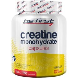 Креатин Be First Creatine Monohydrate Capsules 350 cap