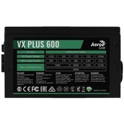 Блок питания Aerocool VX Plus 600W