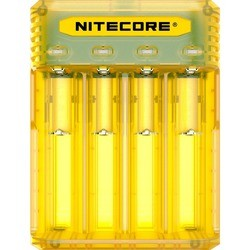 Зарядка аккумуляторных батареек Nitecore Q4