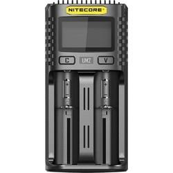 Зарядка аккумуляторных батареек Nitecore UM2