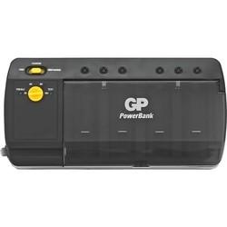 Зарядка аккумуляторных батареек GP PB320