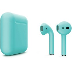 Наушники Apple AirPods 2 with Charging Case (бирюзовый)