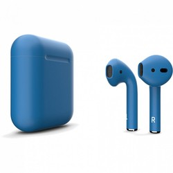 Наушники Apple AirPods 2 with Charging Case (синий)