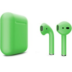 Наушники Apple AirPods 2 with Charging Case (зеленый)