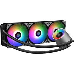 Система охлаждения Deepcool CASTLE 360 RGB V2