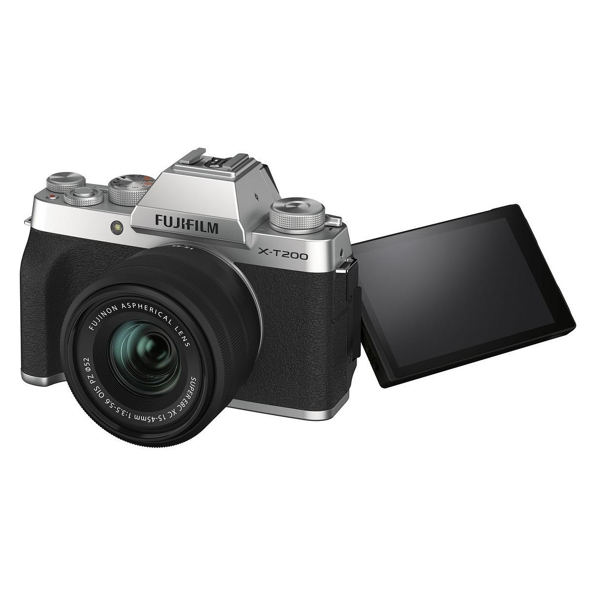 Основные характеристики цифрового фотоаппарата