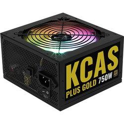Блок питания Aerocool Kcas Plus Gold 750W