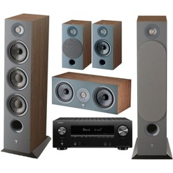 Домашний кинотеатр Focal JMLab CHORA SET 5.0 (826+806+CENTER)
