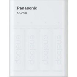 Зарядка аккумуляторных батареек Panasonic Eneloop BQ-CC87