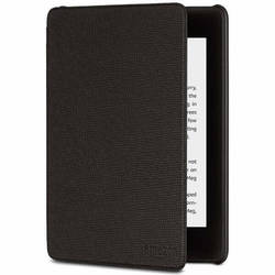 Чехол к эл. книге Amazon Leather Cover for Kindle Paperwhite (черный)