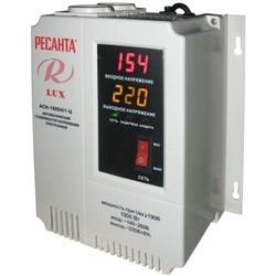 Стабилизатор напряжения Resanta LUX ASN-1000N/1-C