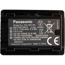 Аккумулятор для камеры Panasonic VW-VBK180