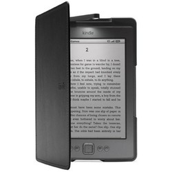 Чехол к эл. книге Amazon Lighted Leather Cover for Kindle 4/5