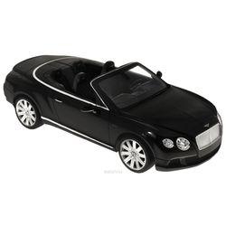 Радиоуправляемая машина Rastar Bentley Continental GT 1:12 (черный)