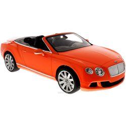 Радиоуправляемая машина Rastar Bentley Continental GT 1:12 (оранжевый)