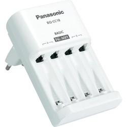 Зарядка аккумуляторных батареек Panasonic Eneloop Basic BQ-CC18H