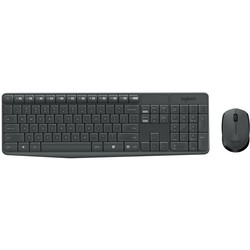 Клавиатура Logitech Wireless Combo MK235