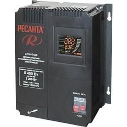 Стабилизатор напряжения Resanta SPN-5400