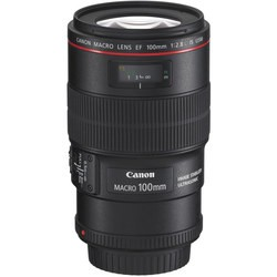 Объектив Canon EF 100mm f/2.8L Macro IS USM