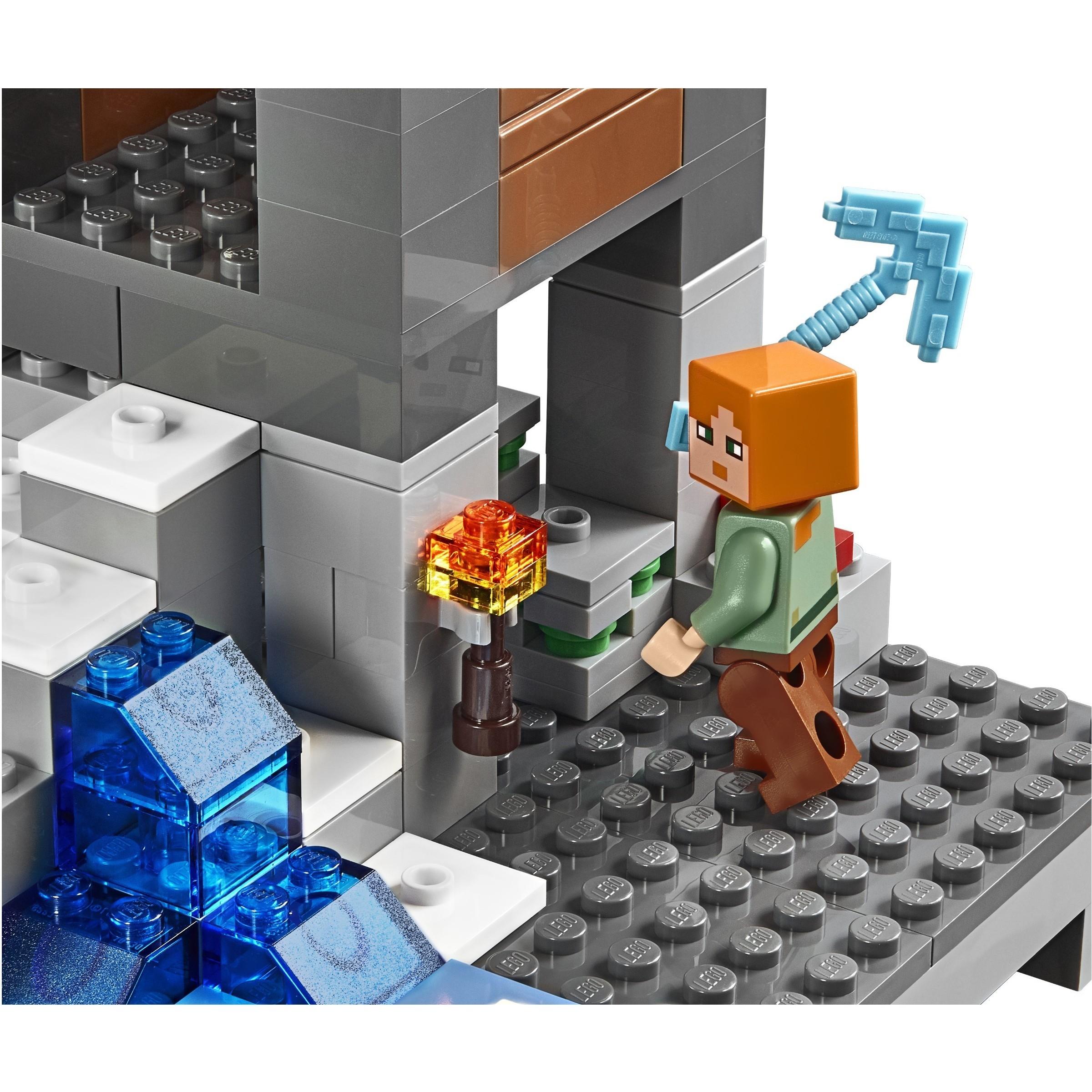 лего игры майнкрафт #10